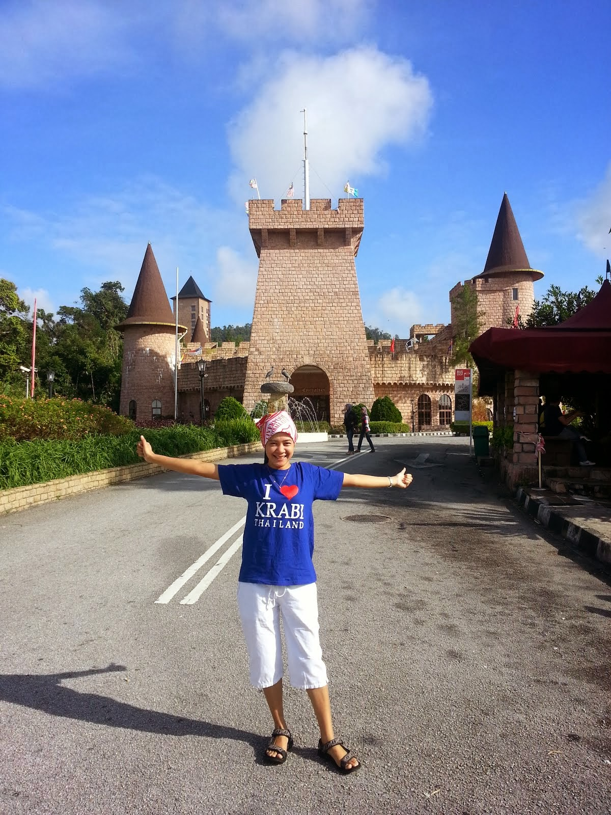 Holiday @ Colmar Tropicale Bukit Tinggi 2014
