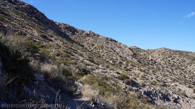 Trekking San Juan, Cerro Parkinson,