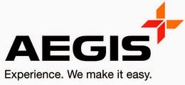 Aegis Freshers Walkin 30th June to 3rd July 2014 in Chennai