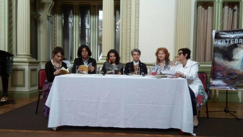 Presentación en Museo Palacio Rioja  de Viña del Mar