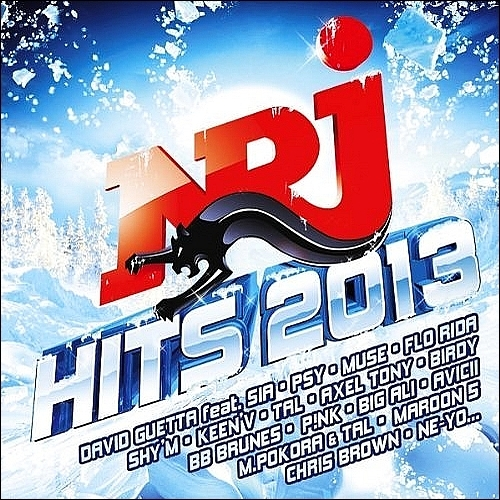 Capa CD  Nrj Hits 2013 Baixar Cd MP3
