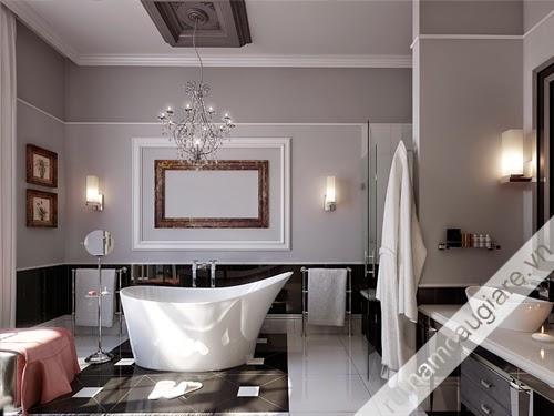 Mẫu nhà vệ sinh đẹp 09