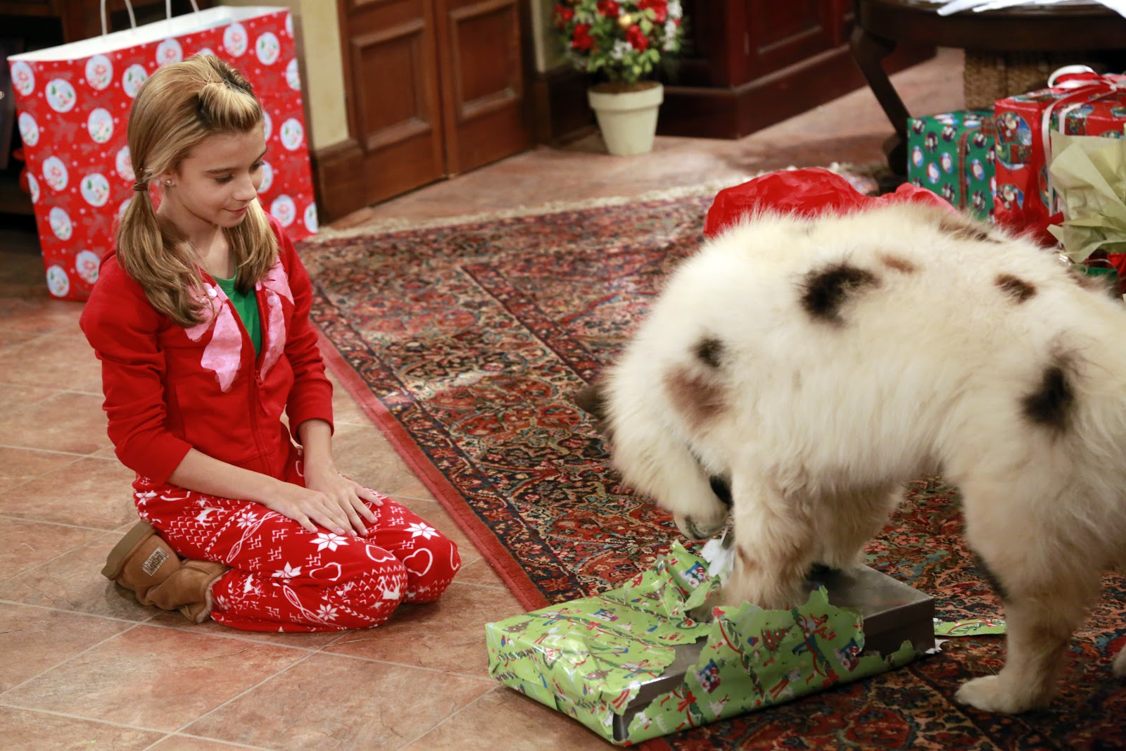 "Dog With A Blog stars G Hannelius (""Den Brother,"" ""Good Luck Charlie"