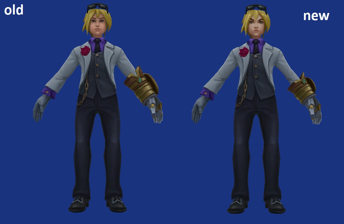 Surrender at 20: 7/26 PBE: Debonair Ezreal and Debonair Vi splash