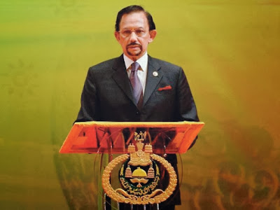 Undang-Undang Hudud Sudah Bermula Di Brunei Darussalam