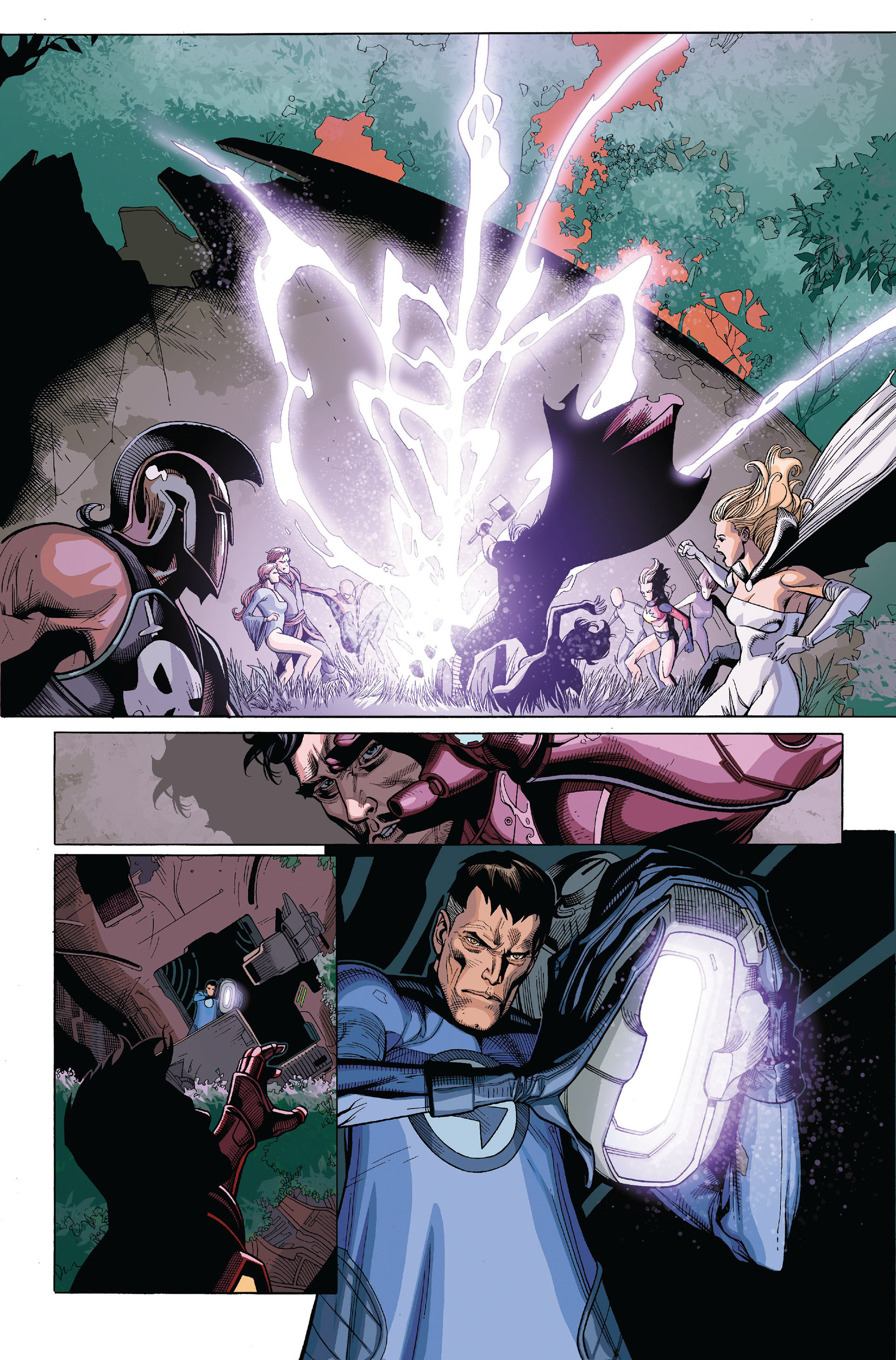 Read online Secret Invasion comic -  Issue #5 - 19