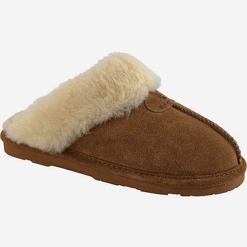 Sports authority coupon 25%: BEARPAW Women's Loki Slippers