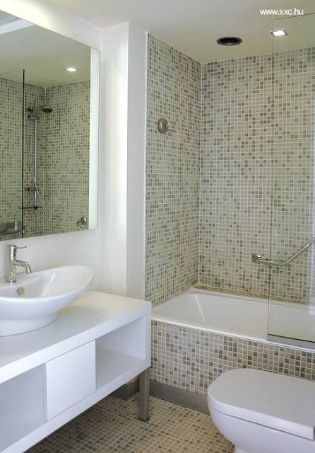 Cuarto de baño contemporáneo