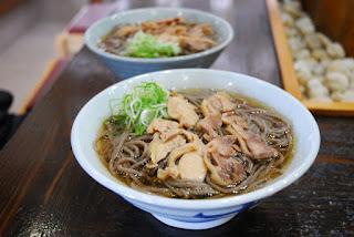 Kahoku Tsumetai Nikusoba かほく冷たい肉そば