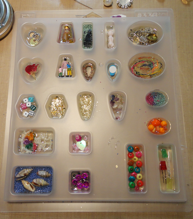 Resin Craft Molds
