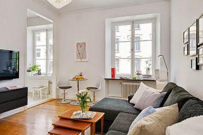 Mesas auxiliares para la cocina decorar tu casa es for Decorar un minipiso