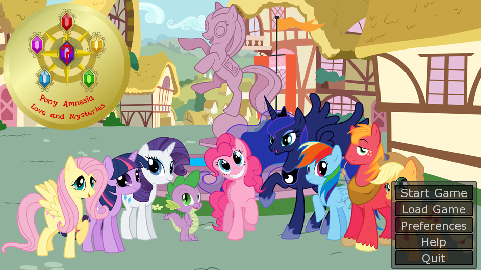 gamemy little pony dating