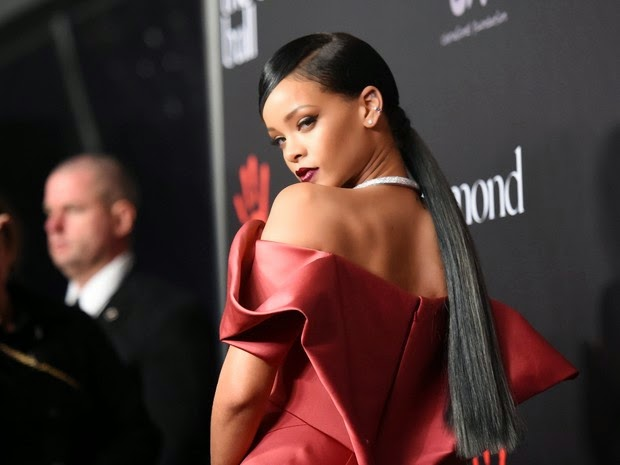 Rihanna invests in costume pageantry in charity event