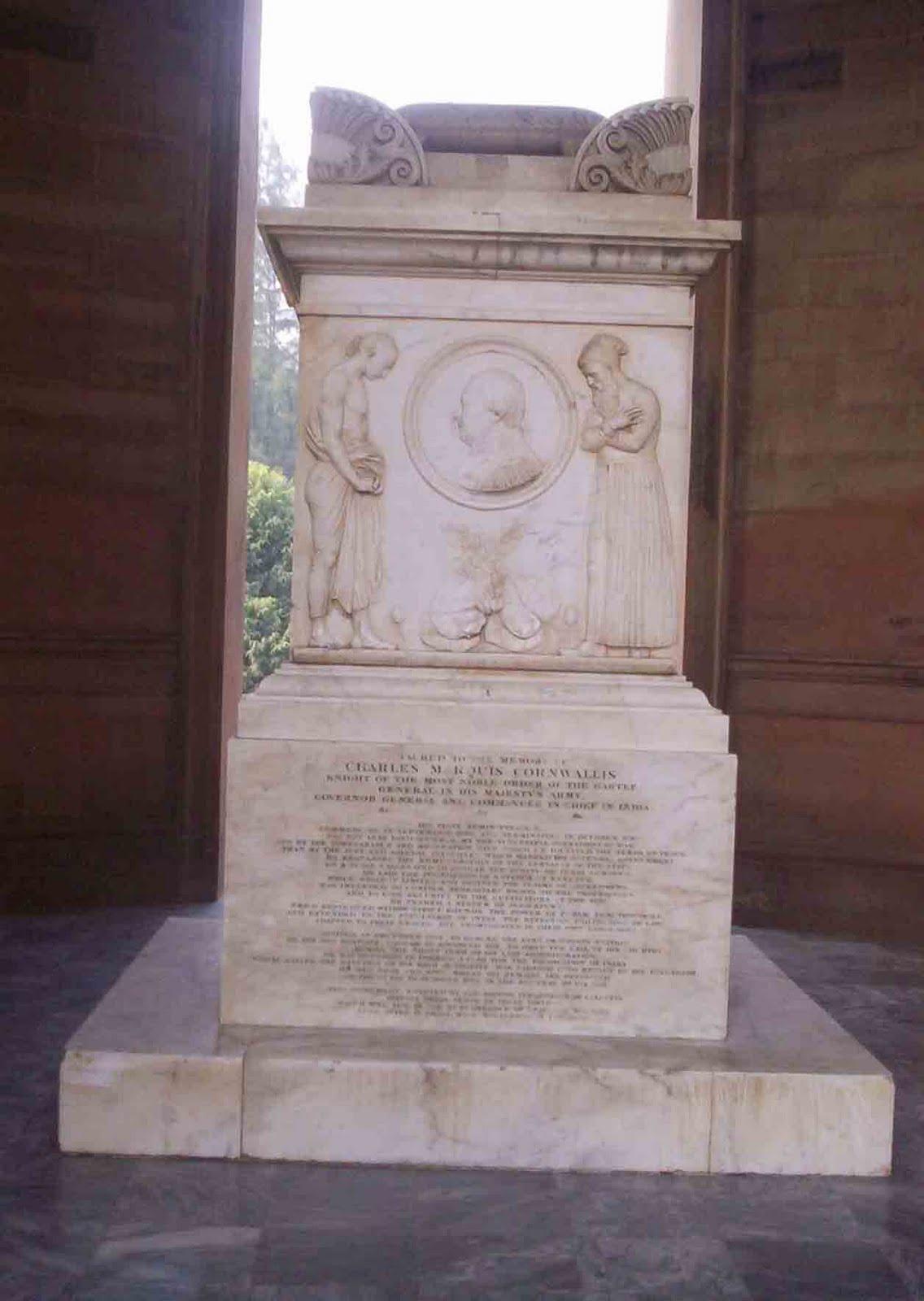 Ghazipurwala Obaid Ghazipur Tomb Lord Cornwallis