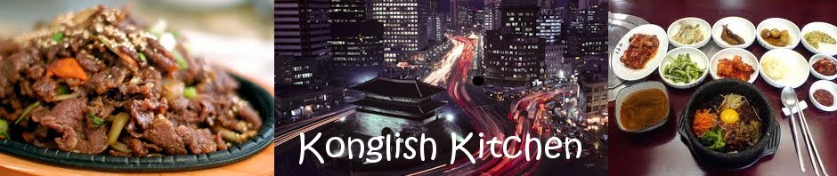 Konglish Kitchen