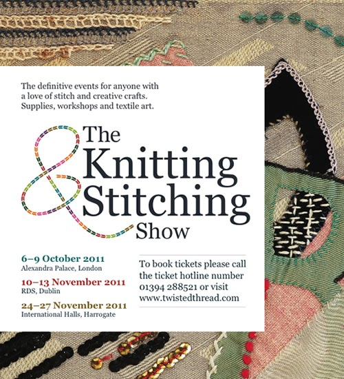 Knitting And Stitching Show October : Maygreen Fairies: The Knitting and Stitching Show