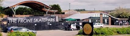 The Front Weymouth Skatepark Lodmoor Country Park Autumn 2014 Opening Times