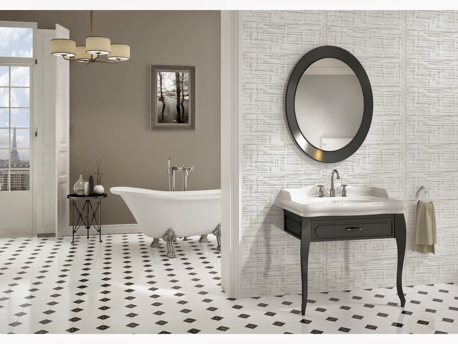banyo modeller banyo dekorasyonu 2013 2014 banyo. Black Bedroom Furniture Sets. Home Design Ideas