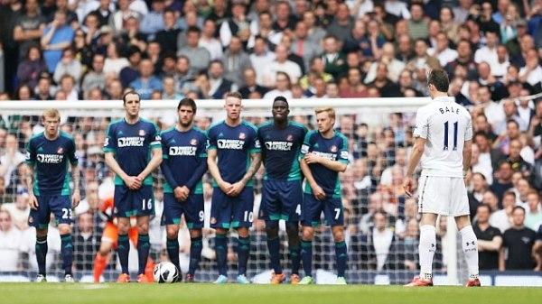 Premier League - Tottenham Hotspur vs Sunderland 19/05/2013