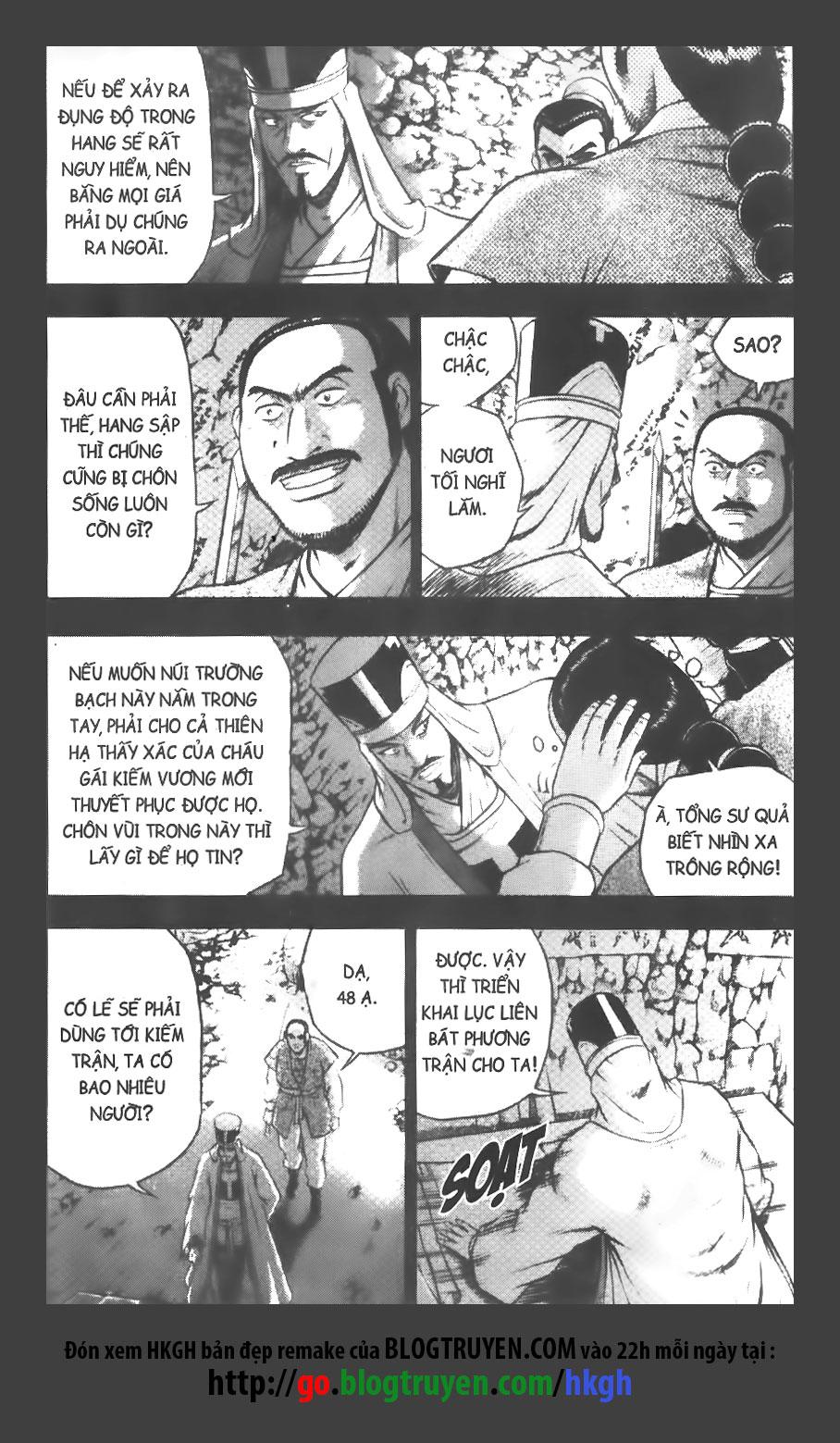 Hiệp Khách Giang Hồ chap 316 page 8 - IZTruyenTranh.com
