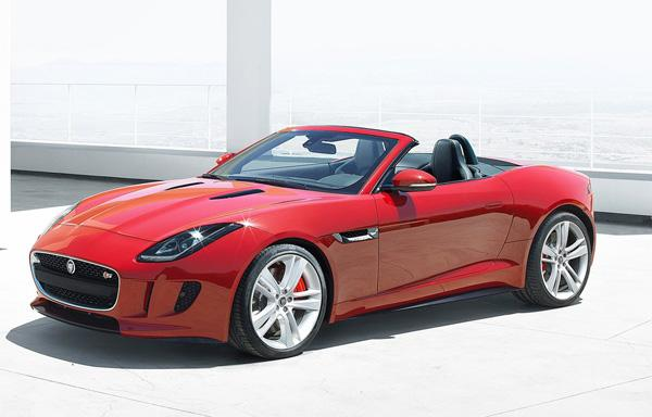 2013 World Car Design of the Year Jaguar F-Type