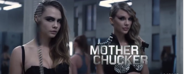 cancion Bad Blood Taylor Swift, video oficial bad blood
