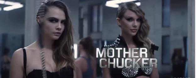 cancion Bad Blood Taylor Swift, video oficial bad blood
