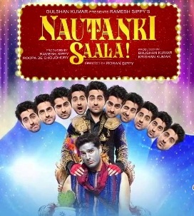 Watch Nautanki Saala (2013) Hindi Movie Online