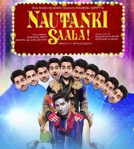Watch Nautanki Saala (2013) Hindi Movie Online