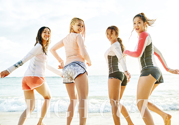 Sistar Korean Girl Group