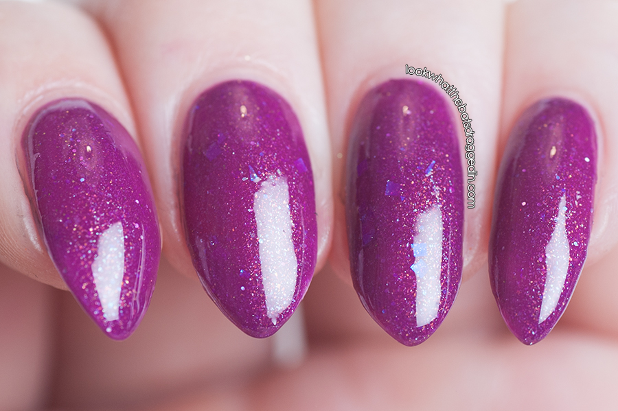 Arcane Lacquer Chaos Reigns nail polish swatch