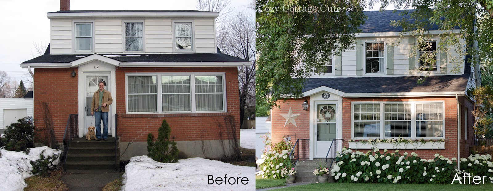 Home Tour Cozy Cottage Cute The Painted Home By Denise Sabia