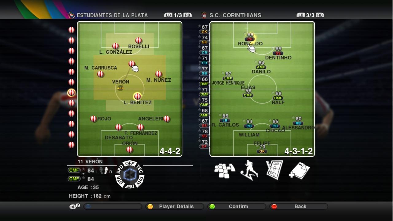 Avis images du web pour pro evolution soccer 2011 sur playstation 2