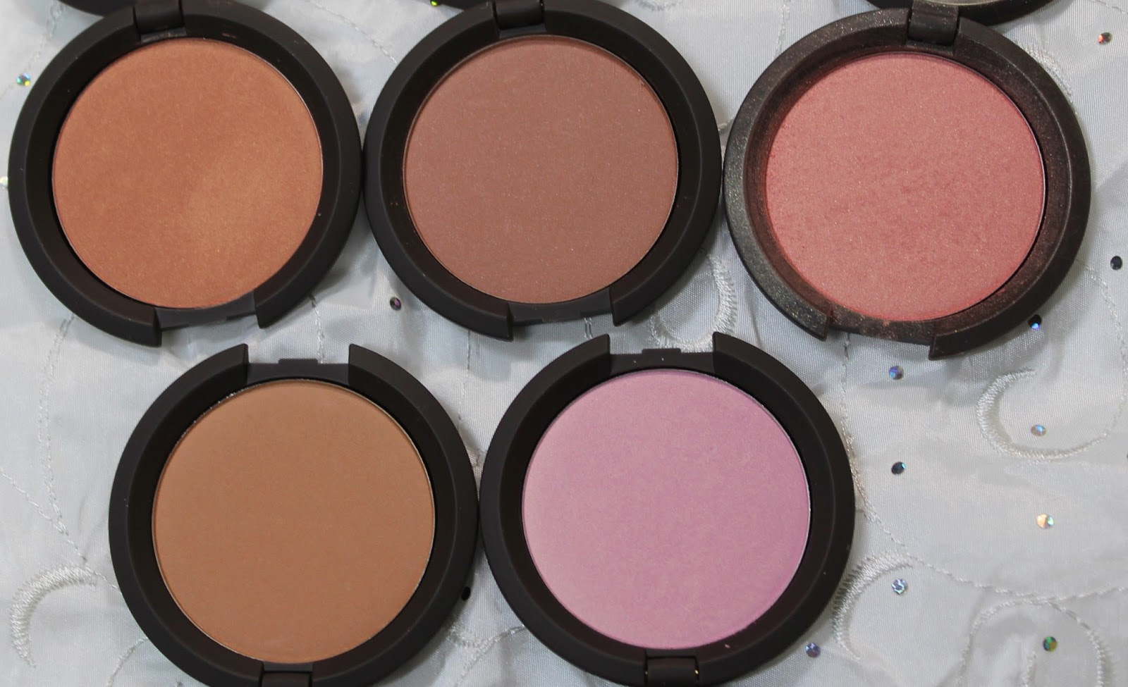 LVMAKEUP: Becca Mineral Blush Review and Swatches