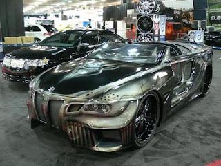 BMW Tampil Sangar