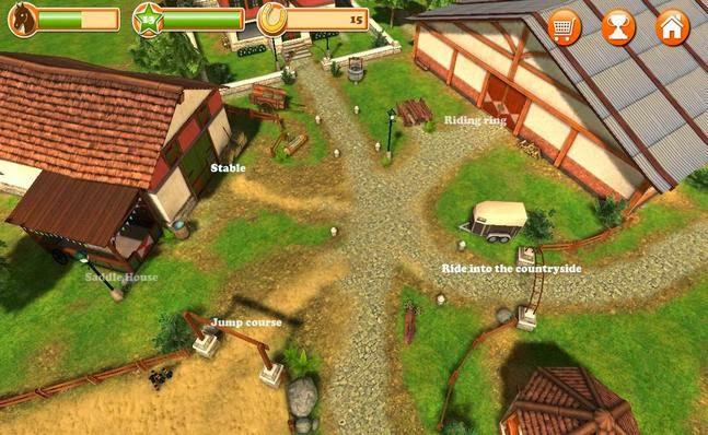 HorseWorld 3D: My Riding Horse apk - Screenshoot
