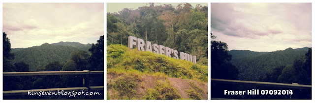 Fraser Hill, #holiday