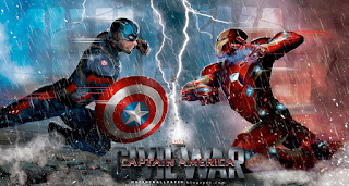 captain america civil war 1 by macemewallpaper.blogspot.com