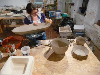 Melt My Heart Studio Preparing For Art Of The Pot