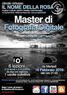 MASTER DI FOTOGRAFIA DIGITALE