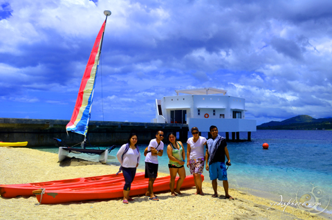 Bellarocca Resort in Marinduque Philippines