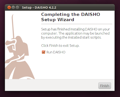 DAISHO Productivity Software for Linux
