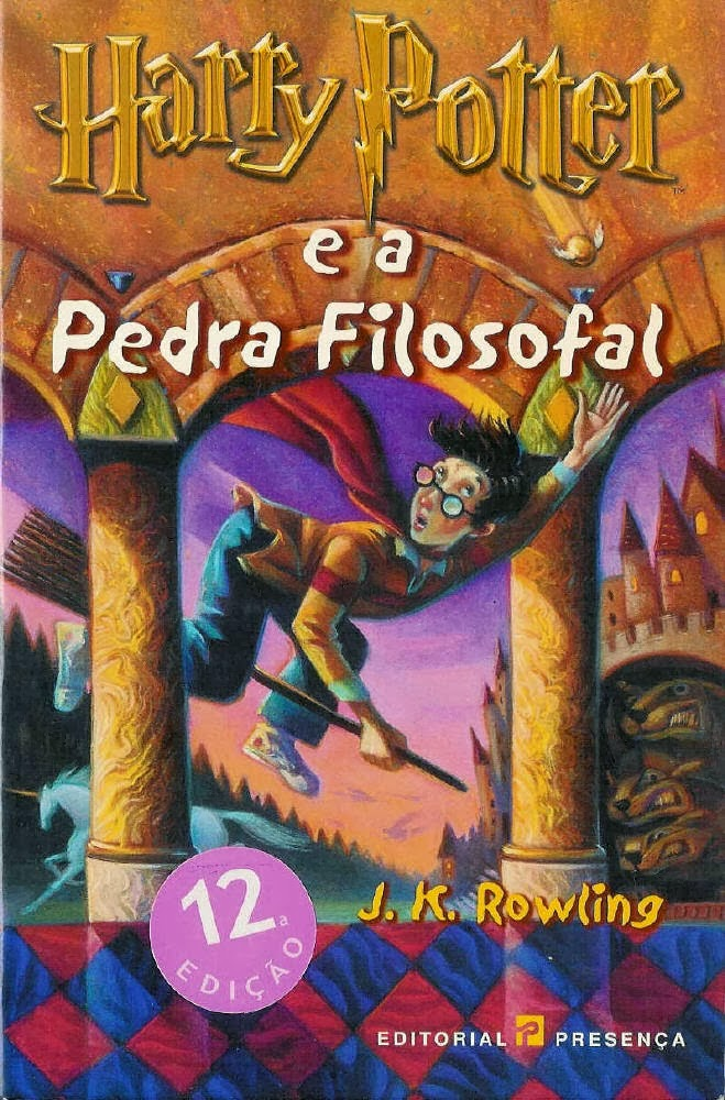 Harry Potter e a Pedra Filosofal, J. K. Rowling