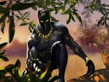Black Panther Movie 2014