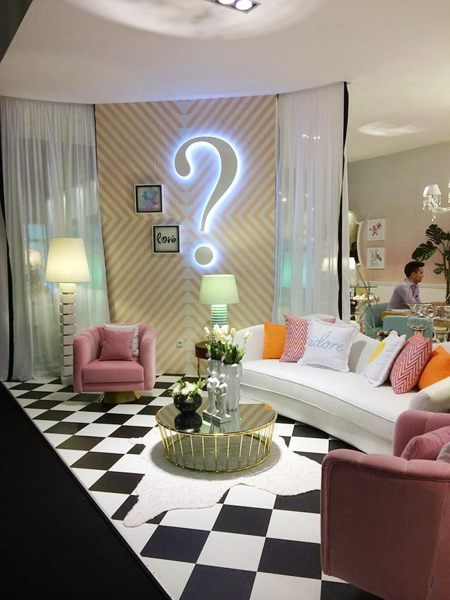 Stop look accent decor goes to paris maison objet for Objet design decoration maison