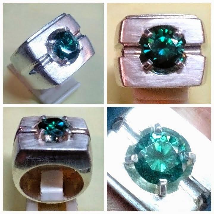cincin moissanite (TB0144) (Rp.1.500.000) nett