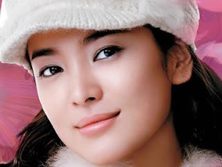 Aktris Korea Tercantik 2012