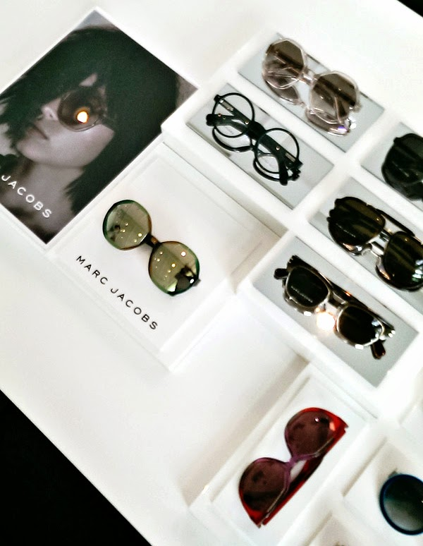 Marc Jacobs range - Safilo SS 2015 Sunglasses & Eyewear Media Showcase