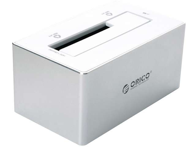 Orico 6818US3-SV SuperSpeed USB 3.0 to SATA 6Gb/s HDD/SSD Dock