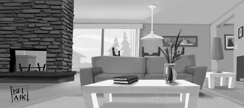 Francois Belair location design